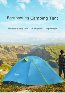 Backpacking Camping Tent, Lightweight 1-3 Person