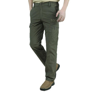 Men's Tactical Cargo Pants  Breathable and lightweight