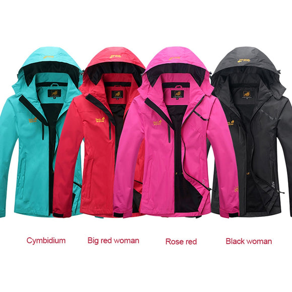 Men Women Top Outwear Windbreaker Raincoat