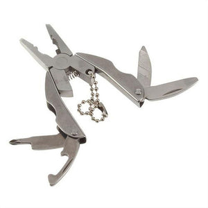 Multifunction Folding Plier Stainless Steel
