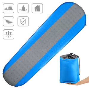 Inflatable Sleeping Pad Lightweight Moisture-proof