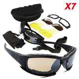 Sport Polarized Glasses Daisy Tactical Military Glasses