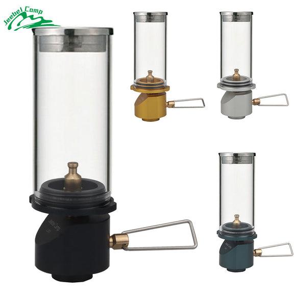 Jeebel Camp L001 Gas Lantern