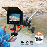 LUCKY Portable Underwater Fishing&Inspection Camera Night vision Camera 4.3 Inch 1000TVL