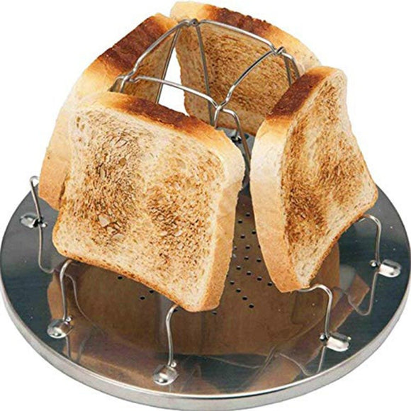 1pcs Stainless Steel Toast Rack