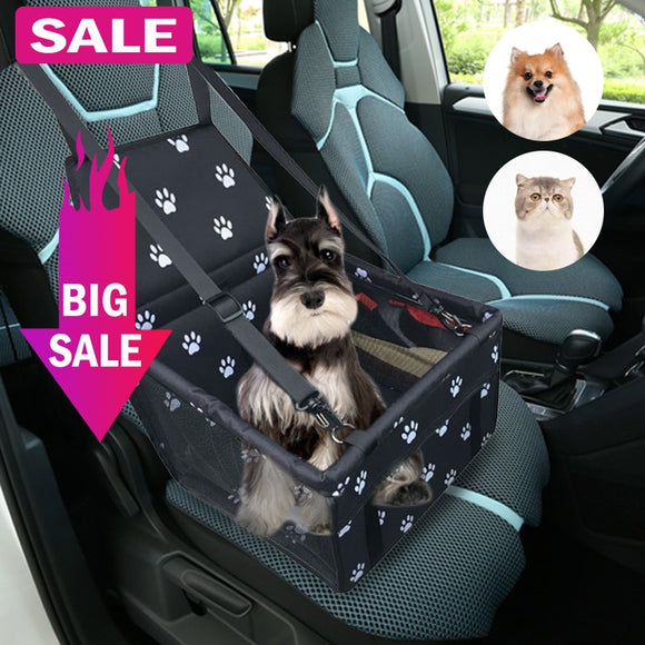 Transport Seat Cushion Hammock For Pet