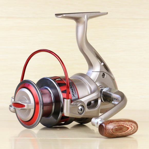 Fishing Reel 1000-7000 Series interchangeable 5.5:1 10BB