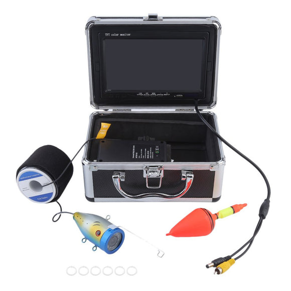 g Video Fish Finder 1000TVL Underwater Fishing Camera