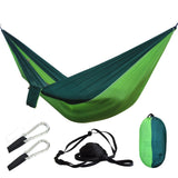 Parachute Hammock Light weight Strong and durable