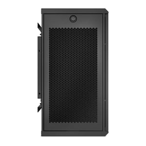 APC AR106V NetShelter WX 6U Low-Profile Wall Mount Enclosure 120V Fans New