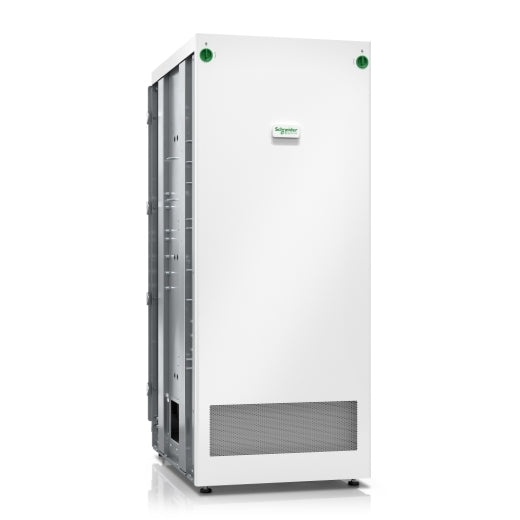 Schneider Electric Galaxy VS Maintenance Bypass Cabinet with output transformer 50kW 480V in, 208V out, 1.5m tall, GVSBPOT50B