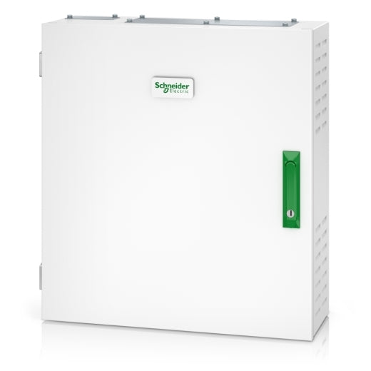 Schneider Electric Galaxy VS Maintenance Bypass Panel, single unit, 10-30kW 208V, 20-60kW 480V wall mount, GVSBPSU60G-WP
