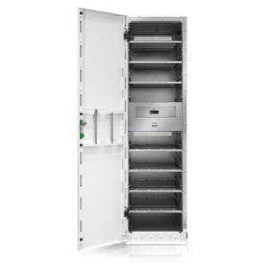 Schneider Electric Galaxy VS Modular Battery Cabinet for up to 9 smart modular battery strings, GVSMODBC9