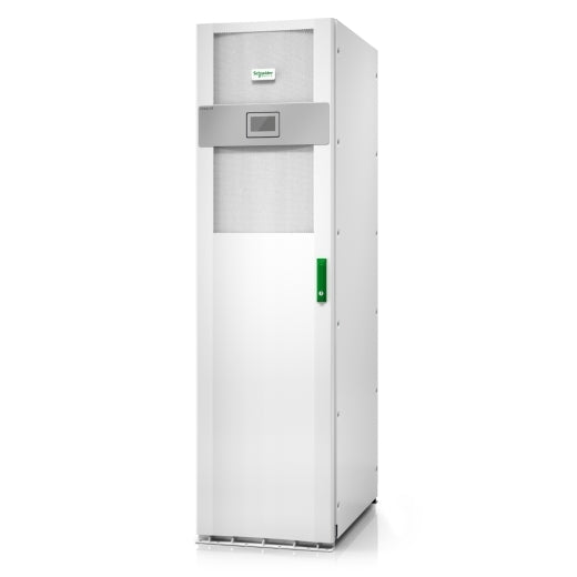 Schneider Electric Galaxy VS UPS 10kW 208V with N+1 power module, for 5 smart modular 9Ah battery strings, Start-up 5x8, GVSUPS10KR0B5FS