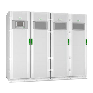 Schneider Electric Galaxy VX 500kVA UPS Scalable to 1250kVA 480V, Start up 5x8, GVX500K1250NGS