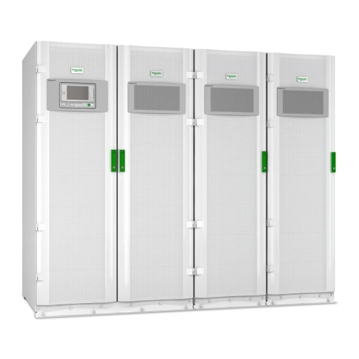 Schneider Electric Galaxy VX 500kVA UPS Scalable to 1000kVA 480V, Start up 5x8, GVX500K1000NGS