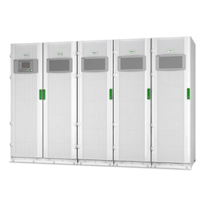 Schneider Electric Galaxy VX 500kVA N+1 Redundant UPS 480V, Start up 5x8, GVX750K500NGS