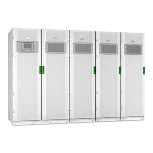 Schneider Electric Galaxy VX 625kVA UPS Scalable to 1000kVA 480V, Start up 5x8, GVX625K1000NGS