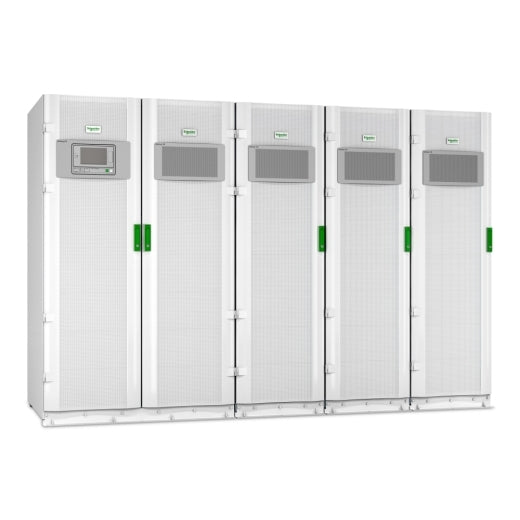 Schneider Electric Galaxy VX 750kVA UPS Scalable to 1250kVA 480V, Start up 5x8, GVX750K1250NGS