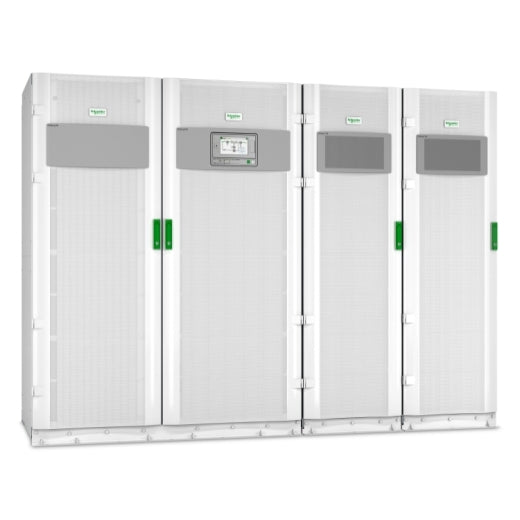 Schneider Electric Galaxy VX 500kVA UPS Scalable to 1000kVA 480V, Start up 5x8, GVX500K1000GS