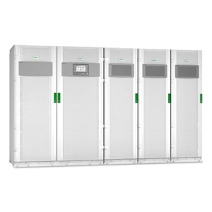 Schneider Electric Galaxy VX 625kVA UPS Scalable to 1000kVA 480V, Start up 5x8, GVX625K1000GS