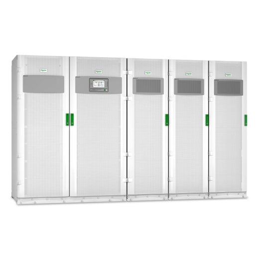 Schneider Electric Galaxy VX 750kVA UPS Scalable to 1000kVA 480V, Start up 5x8, GVX750K1000GS