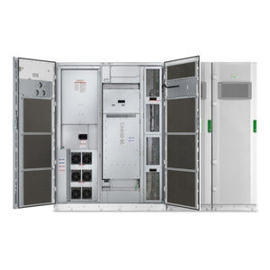Schneider Electric Galaxy VX 500kVA UPS Scalable to 750kVA 480V, Start up 5x8, GVX500K750GS