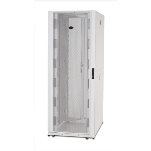 APC AR3150W NetShelter SX 42U 750mm Wide x 1070mm Deep Enclosure with Sides White AR3150W
