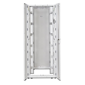 APC AR3355W NetShelter SX 45U 750mm Wide x 1200mm Deep Enclosure with Sides White