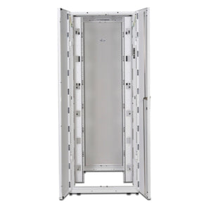 APC AR3180G NetShelter SX 42U 800mm Wide x 1070mm Deep Enclosure with Sides Grey RAL7035
