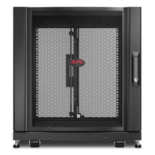 Load image into Gallery viewer, APC AR3003 NetShelter SX 12U Server Rack Enclosure 600mm x 900mm w/ Sides Black