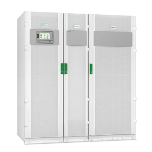 Schneider Electric Galaxy VM 180 kVA UPS Single 480-208 V, 65kAIC, Start up 5x8, GVMS180KGF65S