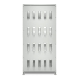 Schneider Electric Gutor PXC UL Battery Cabinet, 200A Breaker, Premium 540 Watt/Cell Battery, GUPXCB200EN540