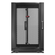 Load image into Gallery viewer, APC AR3006 NetShelter SX 18U Server Rack Enclosure 600mm x 900mm w/ Sides Black