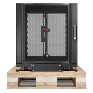 APC AR3003SP NetShelter SX 12U Server Rack Enclosure 600mm x 900mm w/ Sides Black Shock Packaging