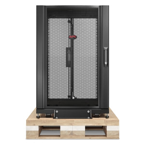 APC AR3006SP NetShelter SX 18U Server Rack Enclosure 600mm x 900mm w/ Sides Black Shock Packaging