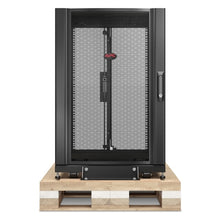 Load image into Gallery viewer, APC AR3106SP NetShelter SX 18U Server Rack Enclosure 600mm x 1070mm w/ Sides Black Shock Packaging
