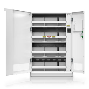 Schneider Electric Galaxy VS Classic Battery Cabinet, UL, Type 5, GVSCBT5
