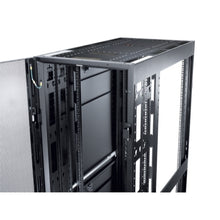 Load image into Gallery viewer, APC AR3300 NetShelter SX 42U 600mm Wide x 1200mm Deep Enclosure with Sides Black