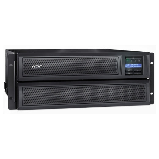 APC SMX2200HVNC Smart-UPS X 2200VA Short Depth Tower/Rack Convertible LCD 200-240V with Network Card
