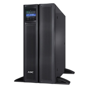 APC SMX3000LVNC Smart-UPS X 3000VA Rack/Tower LCD 100-127V with Network Card