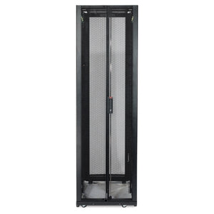 APC AR3105 NetShelter SX 45U 600mm Wide x 1070mm Deep Enclosure with Sides Black