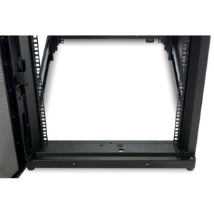 APC AR3307X609 NetShelter SX 48U 600mm Wide x 1200mm Deep Enclosure Without Sides Black