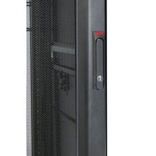 Load image into Gallery viewer, APC AR3100 NetShelter SX 42U Server Rack Enclosure 600mm x 1070mm w/ Sides Black