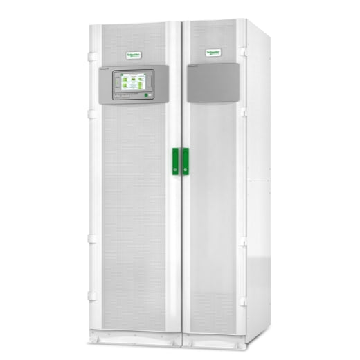 Schneider Electric Galaxy VM 180 kVA UPS Single 480-480 V,65kAIC, Start up 5x8, GVMSB180KG65S