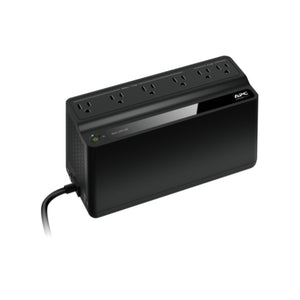 APC BE425M Back-UPS, 6 Outlets, 425VA, 120V