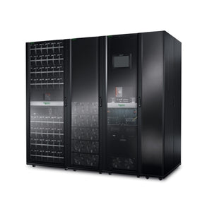 Schneider Electric APC Symmetra PX 125kW UPS Scalable to 250kW with Right Mounted Maintenance Bypass and Distribution, SY125K250DR-PD