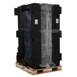 APC AR3357SP NetShelter SX 48U 750mm Wide x 1200mm Deep Enclosure with Sides Black -2000 lbs. Shock Packaging