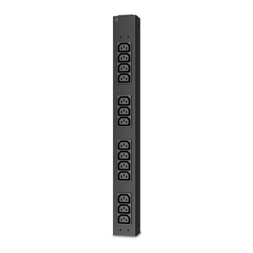 APC AP6003A RACK PDU, BASIC, HALF HEIGHT, 100-240V/20A, 220-240V/16A, (14) C13
