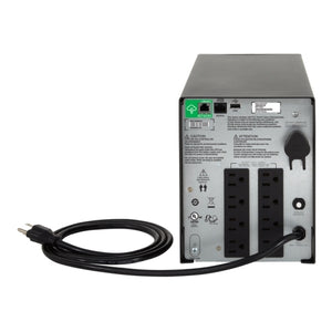 APC SMC1000C Smart-UPS C 1000VA LCD 120V with SmartConnect